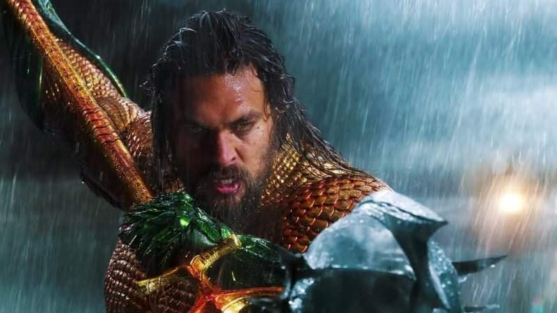 Aquaman And The Lost Kingdom Story