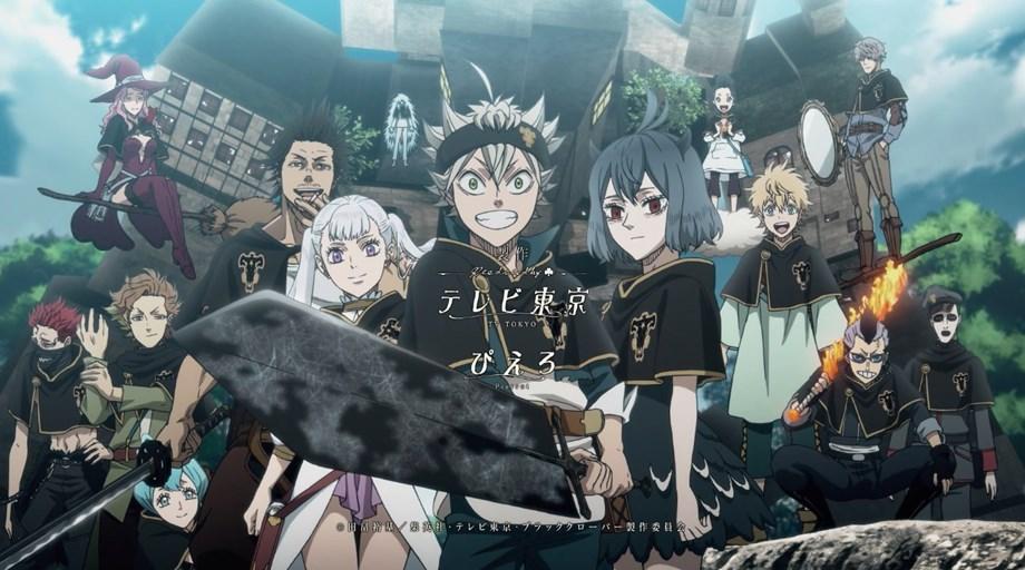 Black Clover Season 5 Characters
