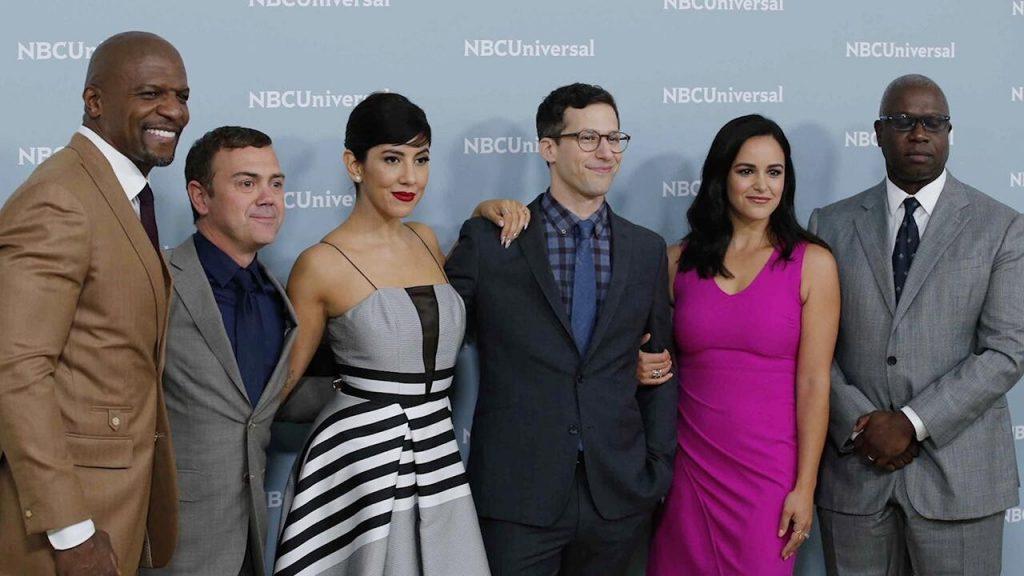 Brooklyn-Nine Nine Season 8 Cast