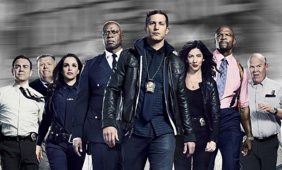 Brooklyn-Nine Nine Season 8 Poster