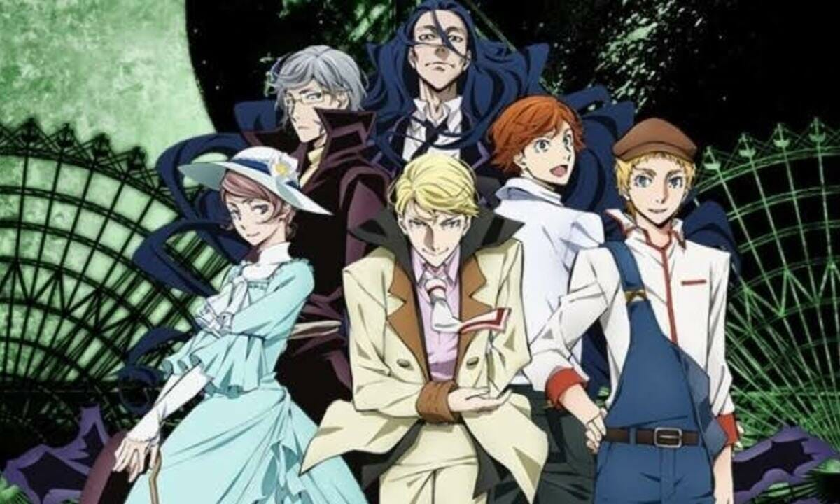 Bungou Stray Dogs Season 4 Expected Release Date, Characters, Plot and  Trailer - Gizmo Story