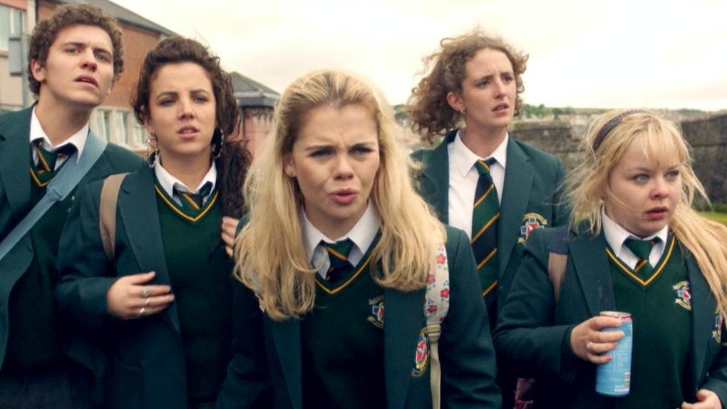 Derry Girls Season 3 Cast
