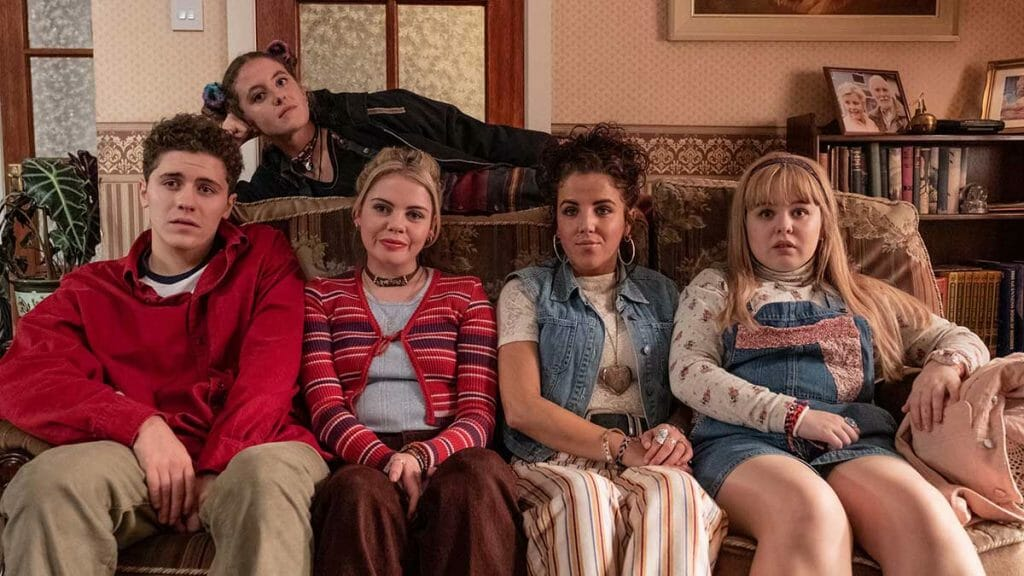 Derry Girls Characters