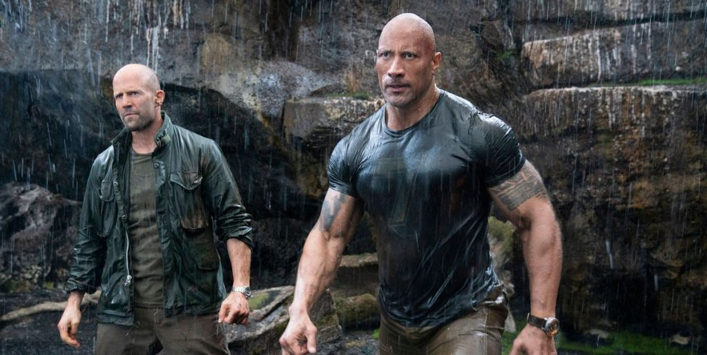 Hobbs and Shaw 2 Cast