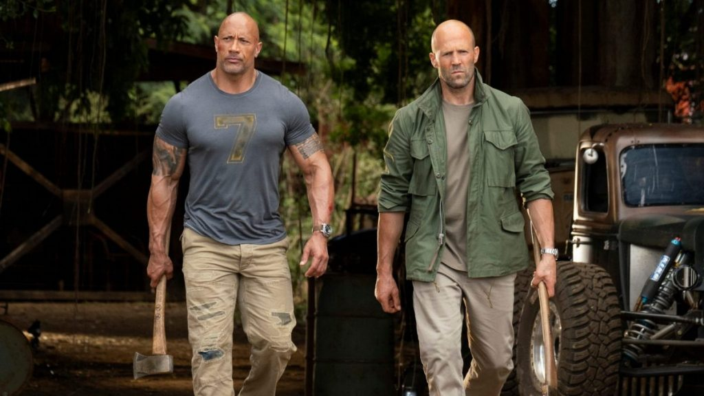 Hobbs and Shaw 2 Story