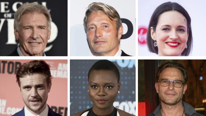 Indiana Jones 5 Cast