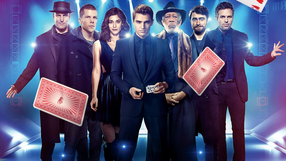 Now You See Me 3 Characters