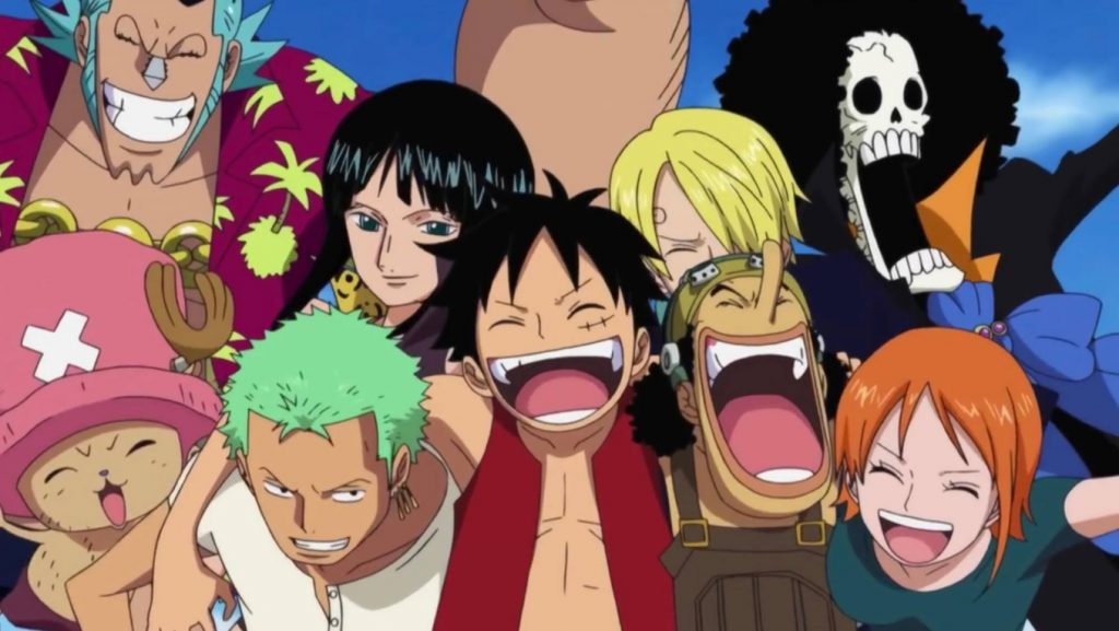 One Piece 1019 Characters