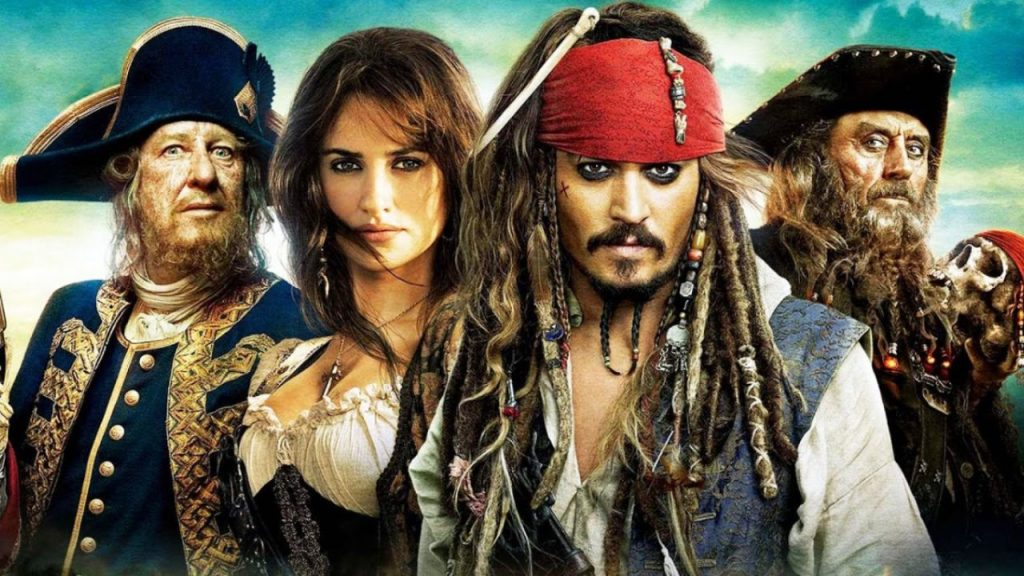 Pirates of The Caribbean 6 Reboot Characters