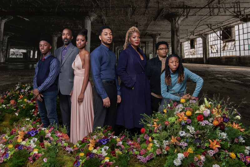 The Chi Season 4 Episode 9 Characters