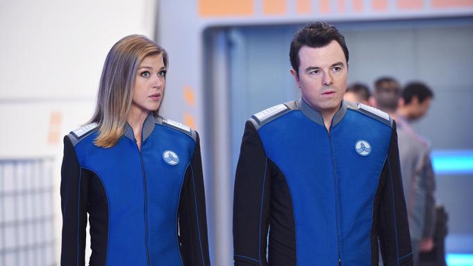 The Orville Season 3 Cast