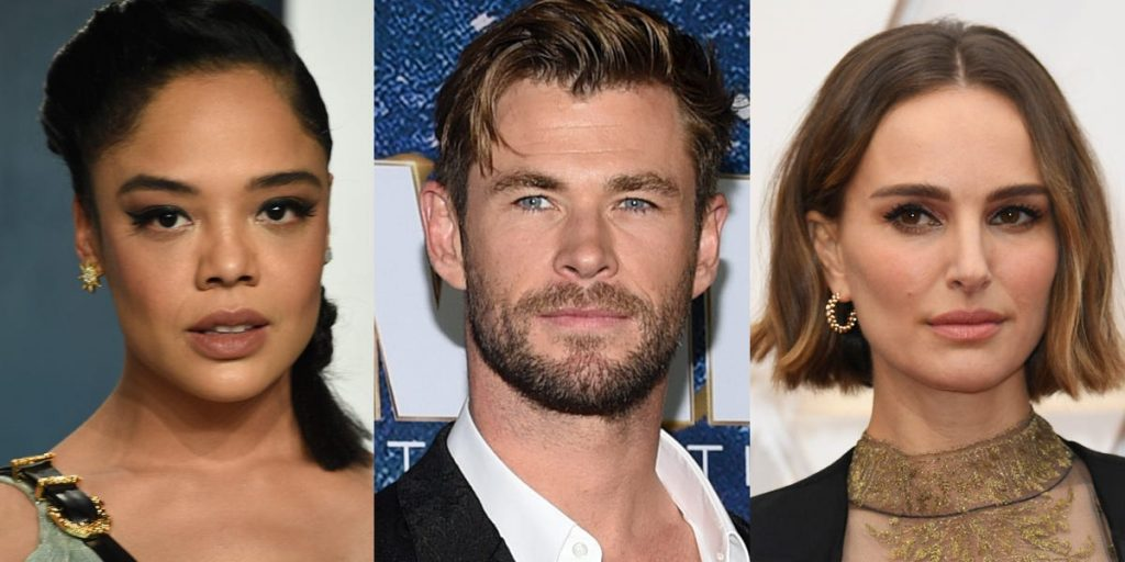 Thor Love and Thunder Cast