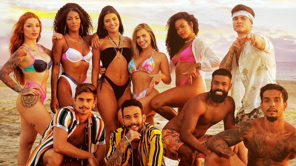 Too Hot To Handle Brazil Season 2 Character