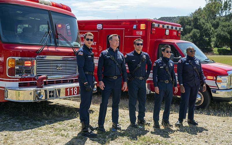 911 Season 5 Character