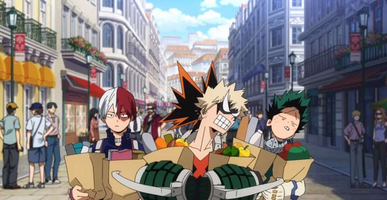 My Hero Academia Season 5 Episode 25 September 25 Release And Expectations Based On Previous Episodes Gizmo Story