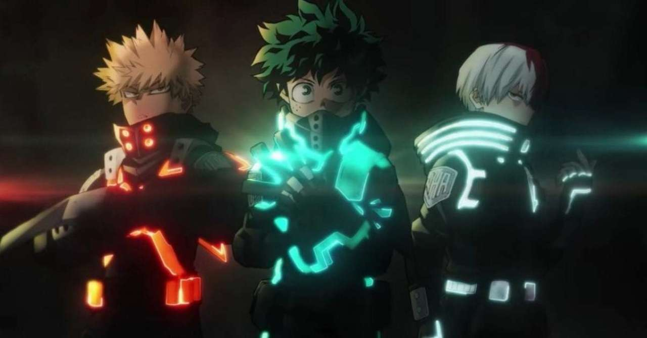 When Is My Hero Academia World Heroes Mission Movie Releasing On Netflix And Where To Stream Gizmo Story