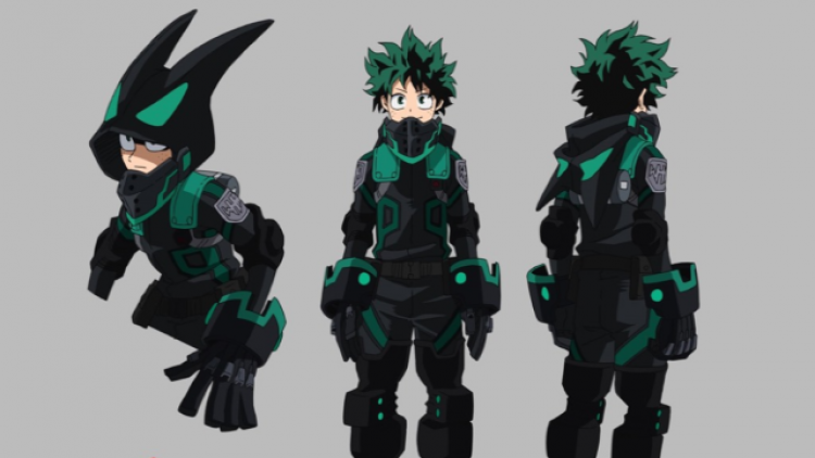 My Hero Academia World Heroes Mission Movie Release Date And What We Know So Far Gizmo Story