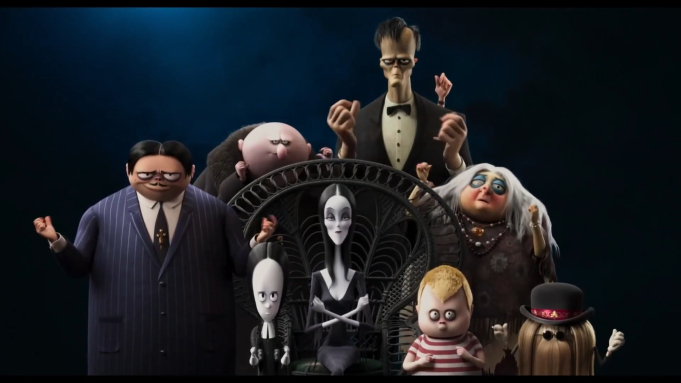 The Addams Family 2 Characters