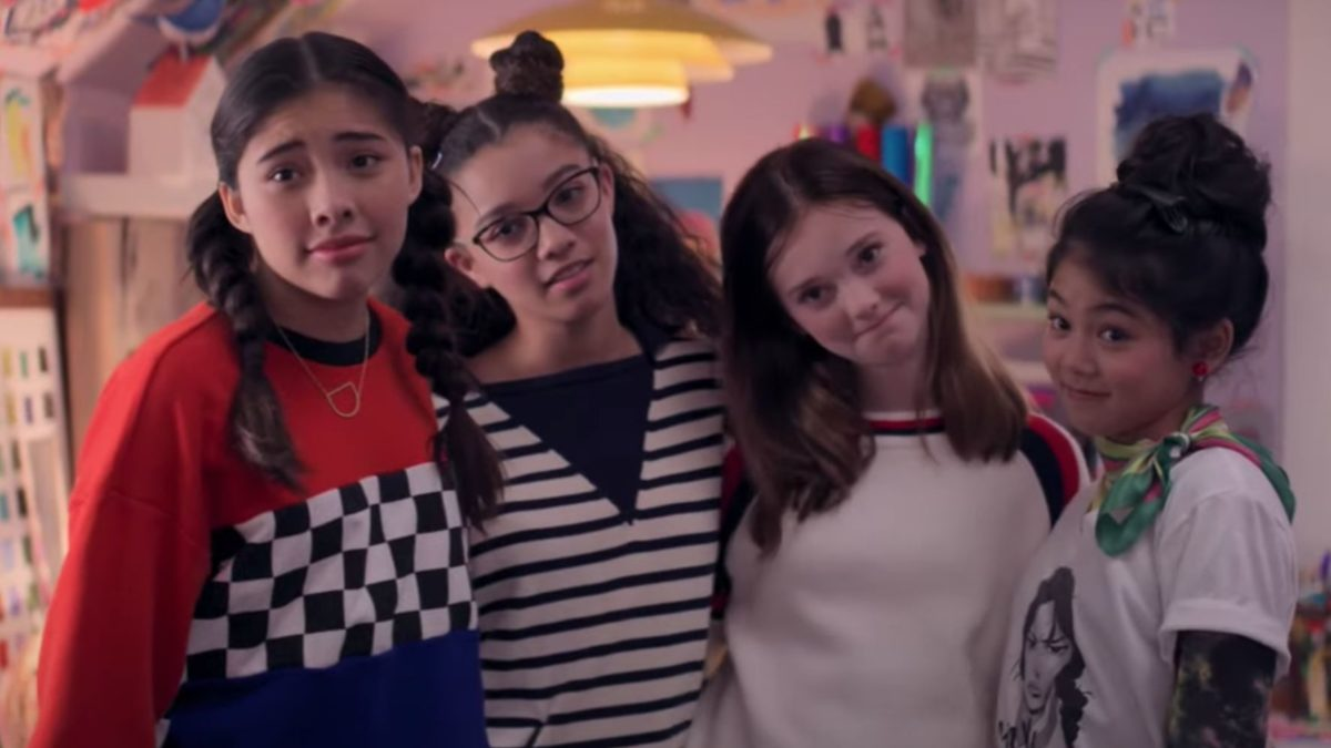 The Baby Sitters Club Season 2 Characters