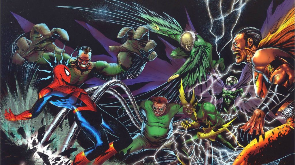Sinister Six Spinoff
