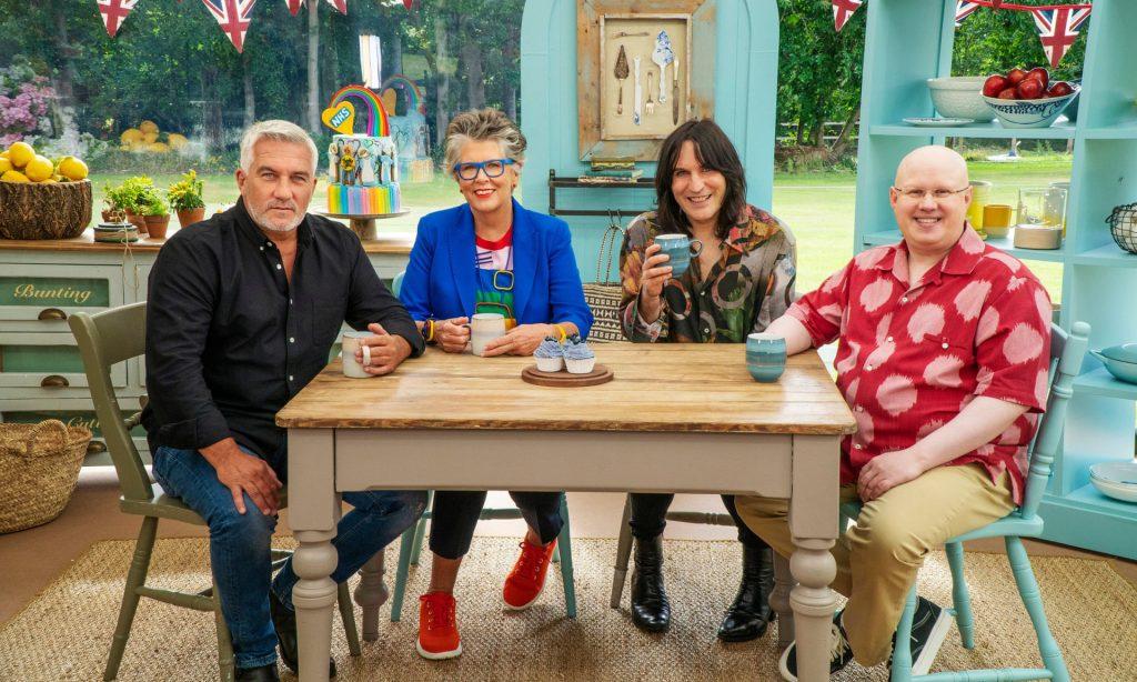 The Great British Bake-Off Season 12