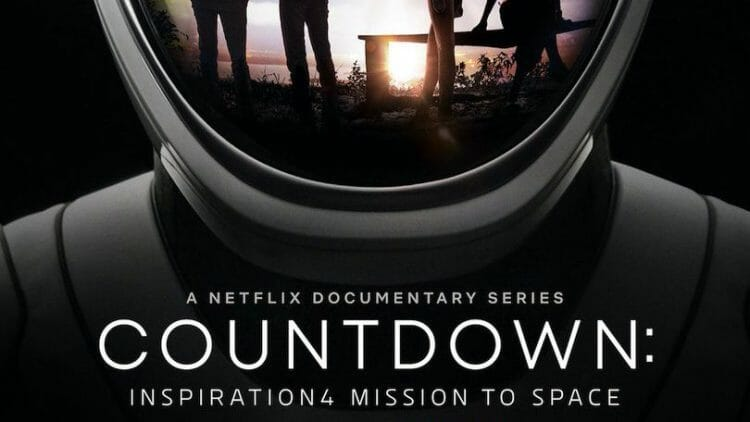 Countdown Inspiration for Mission to Space (Netflix Documentary)