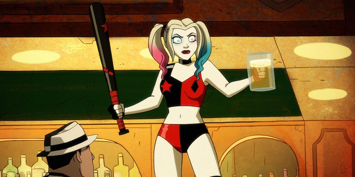 Harley Quinn on HBO Max