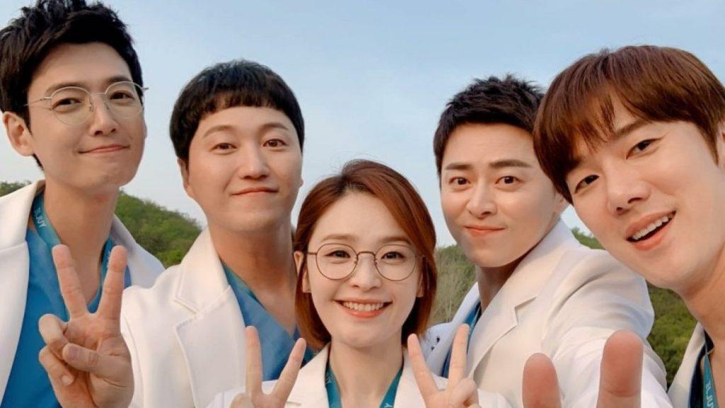 Hospital Playlist Season 2 Episode 12
