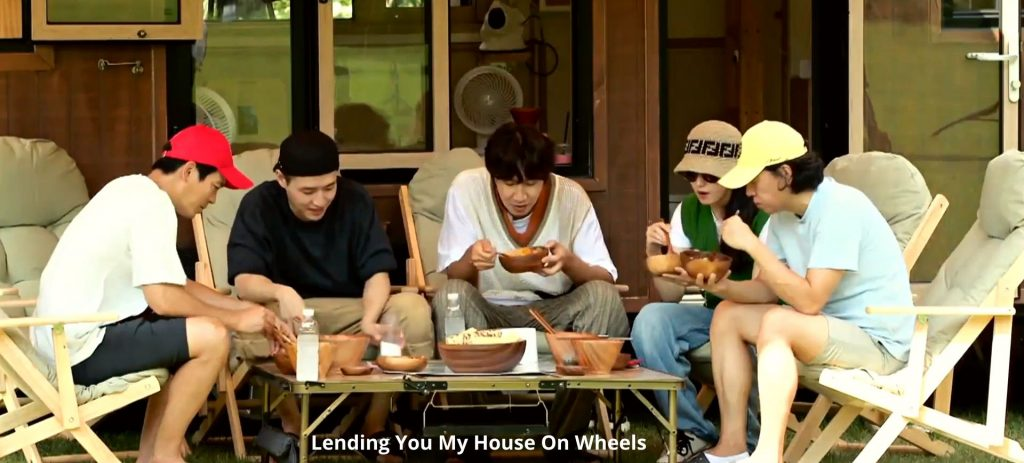 Lending You My House On Wheels Episode 3