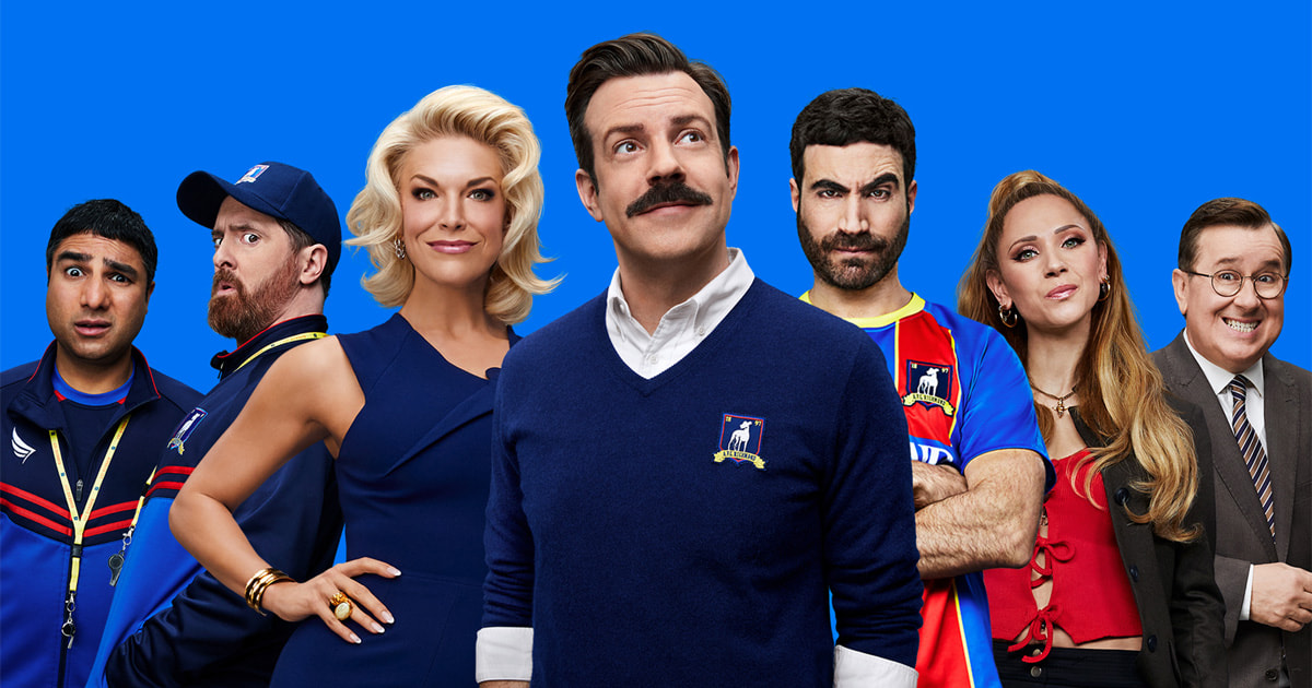 How Ted Lasso Wins at Emmys Gave Boost to Apple's Streaming Strategy