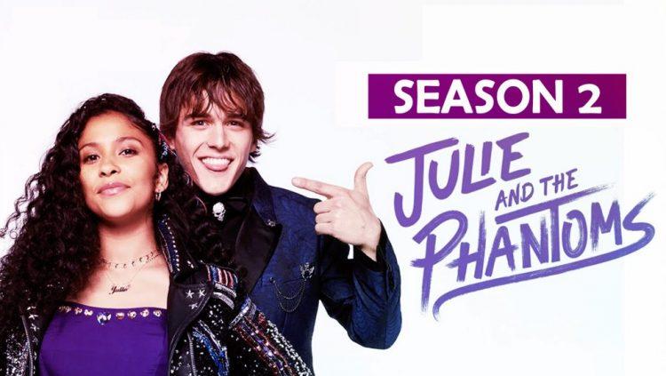 Julie And The Phantoms Season 2