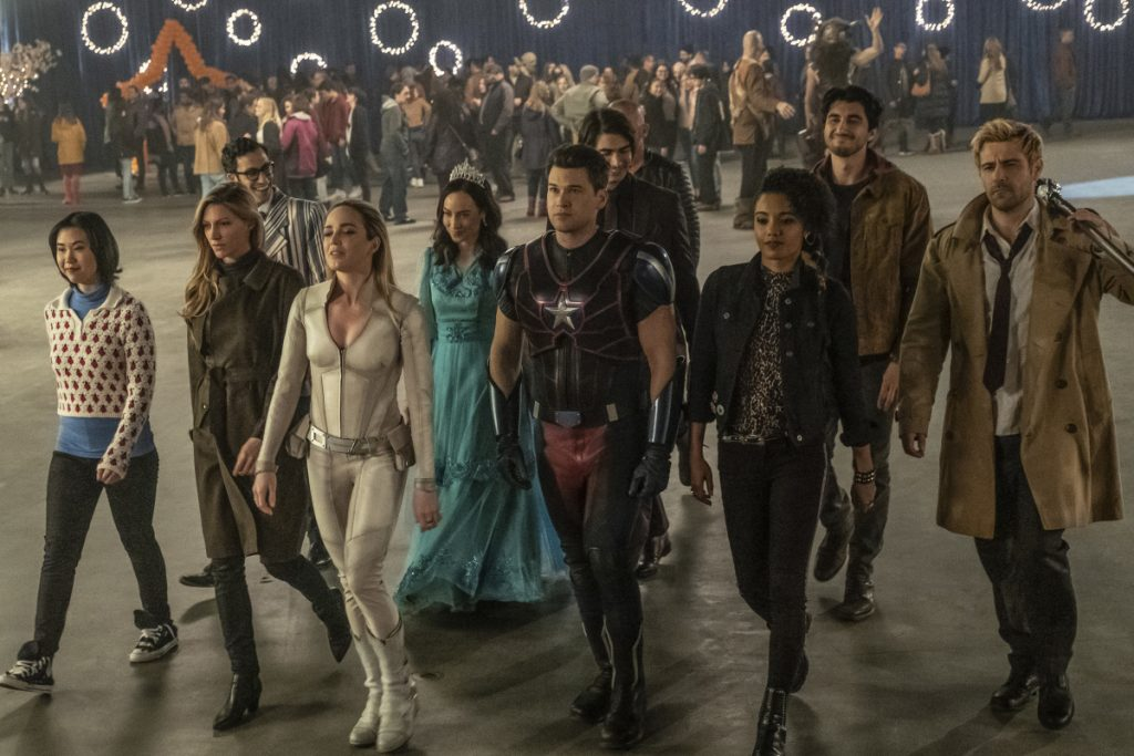 Legends of Tomorrow Season 7