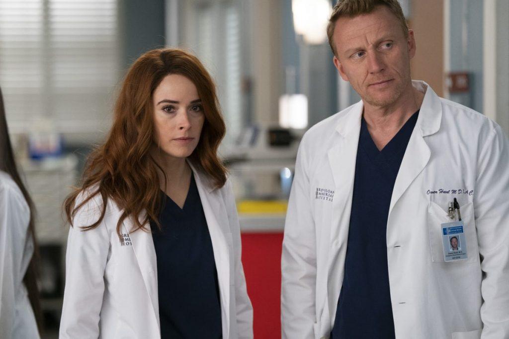 Grey's Anatomy Season 18 Episode 1