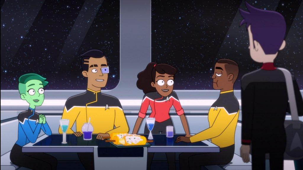 Star Trek: Lower Decks Season 2 Episode 5