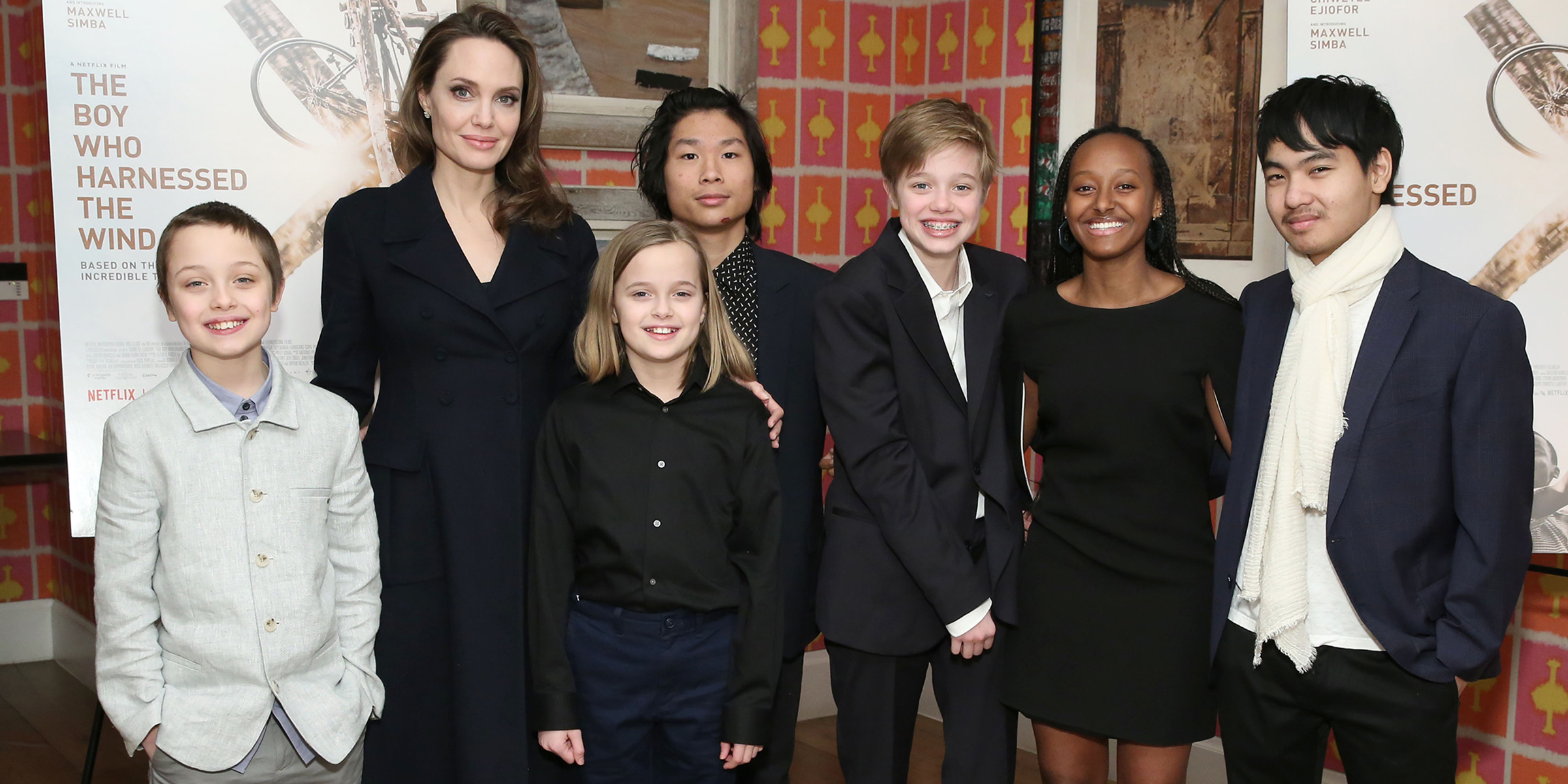 """Angelina Jolie wishes That Her Family Can """"Heal"""""""