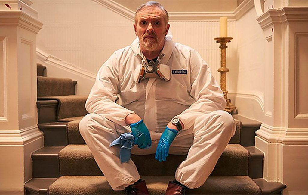 The Cleaner BBC