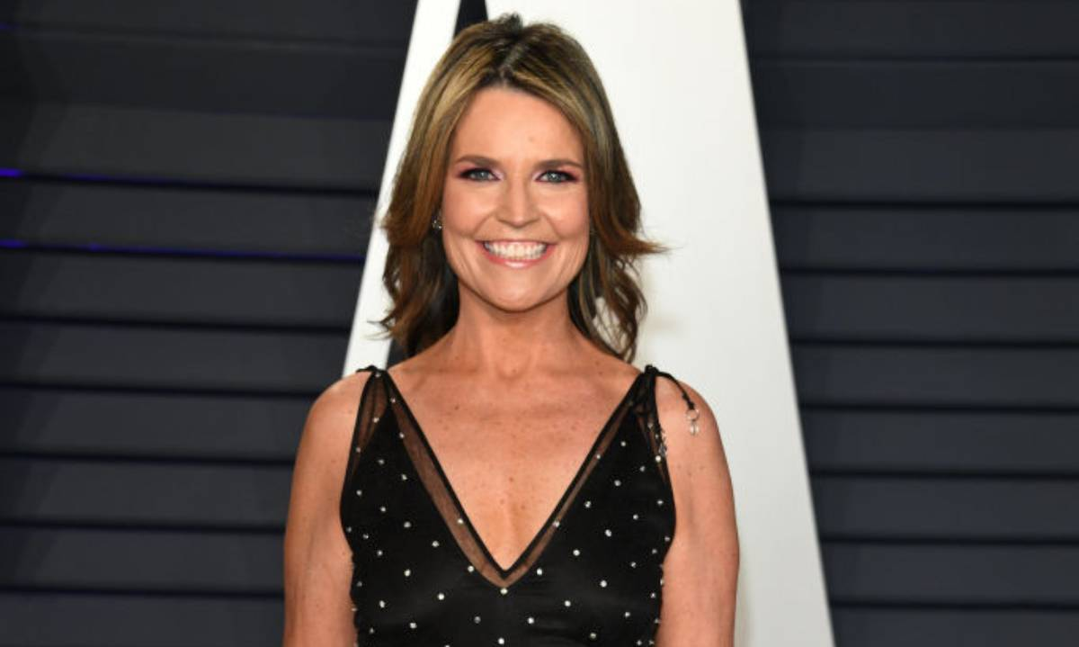 How Fans Reacted to Savannah Guthrie's Bold Changes To Her Appearance
