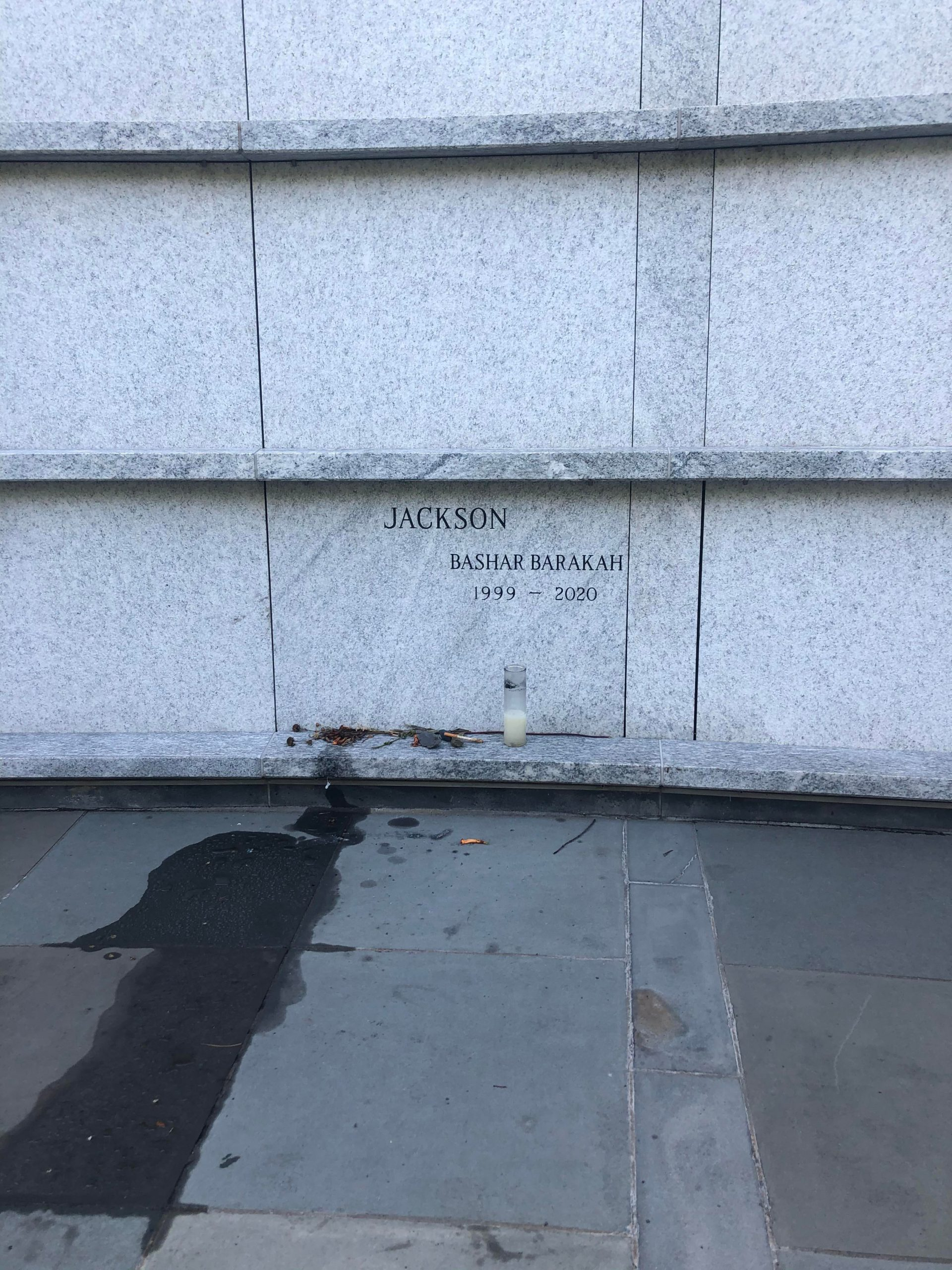 Pop Smoke's Grave's Vandalization in the Green-Wood Cemetery, Brooklyn: Unpleasant Act