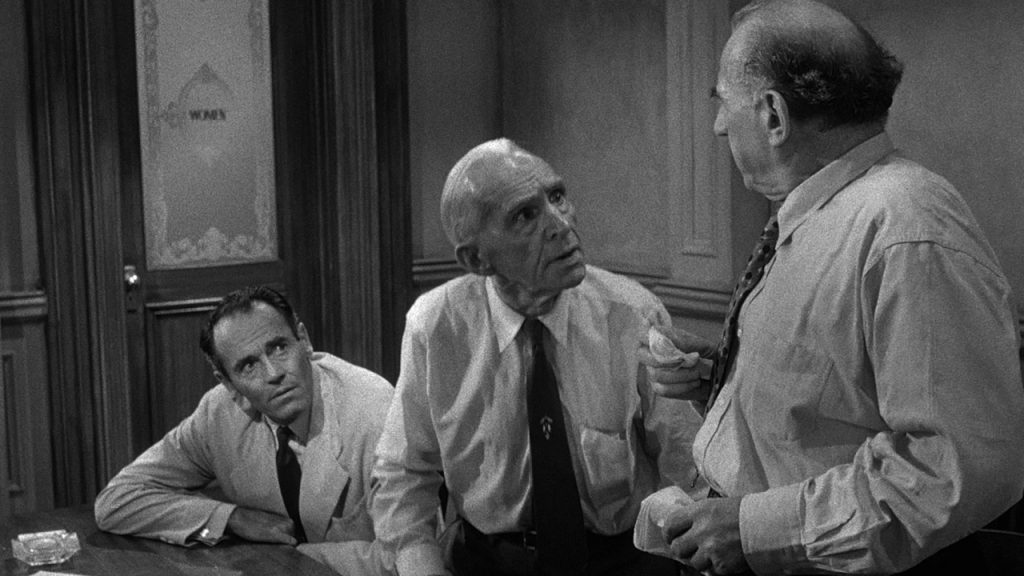 12 Angry Men 1987