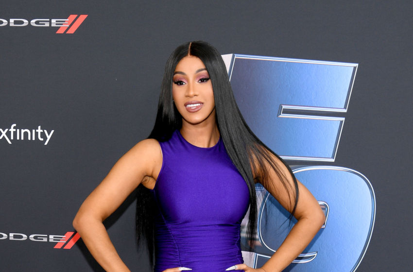 Rapper Cardi B Snaps Back At Lacey Evans 'A White Woman Can't Never Put Fear On Me'