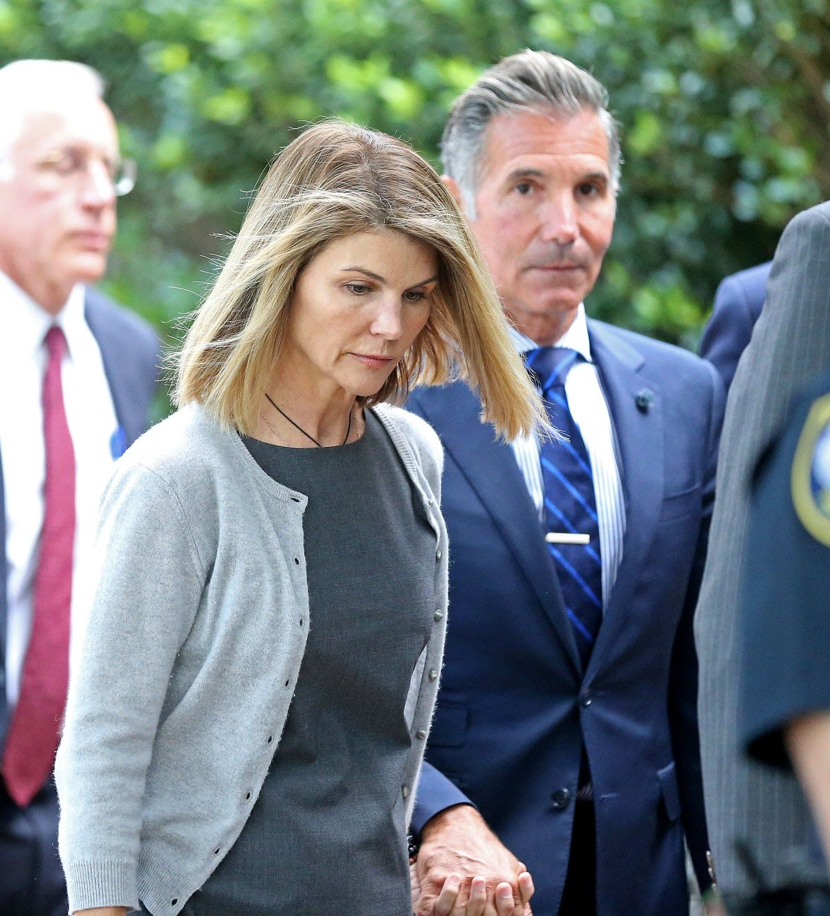 Lori Loughlin's Husband Mossimo Giannulli Experiencing 'Rough Time' at the Prison