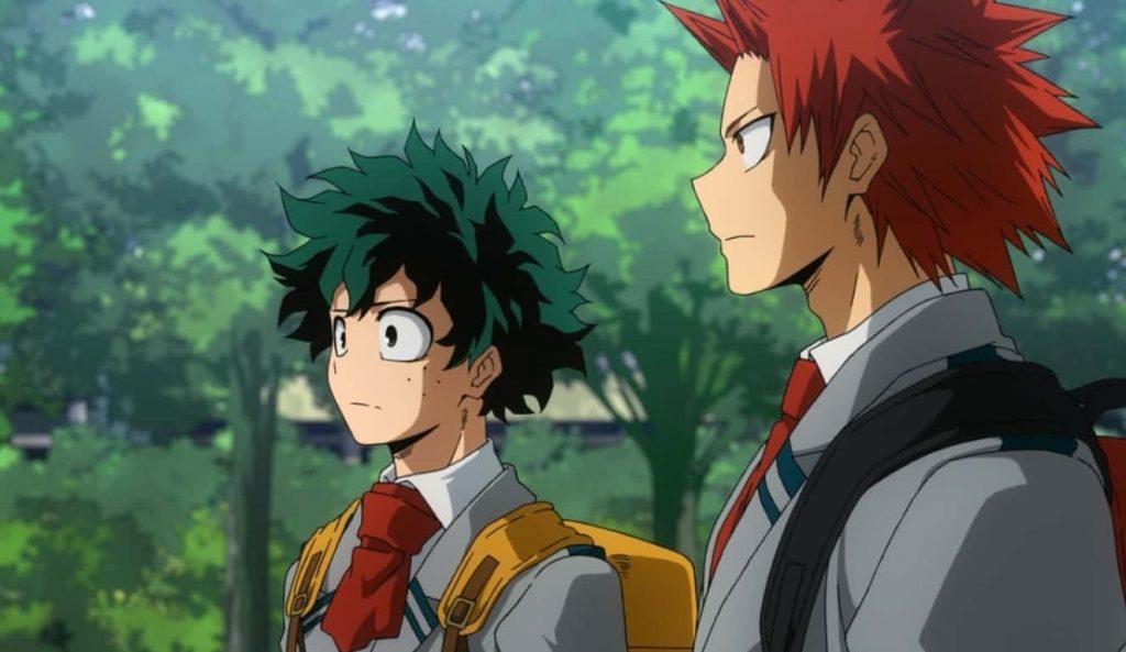 My Hero Academia Season 6