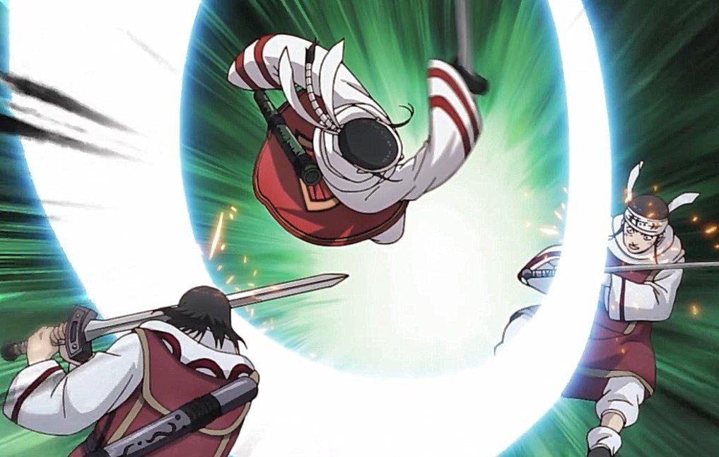Anime Kingdom Season 3 Episode 26