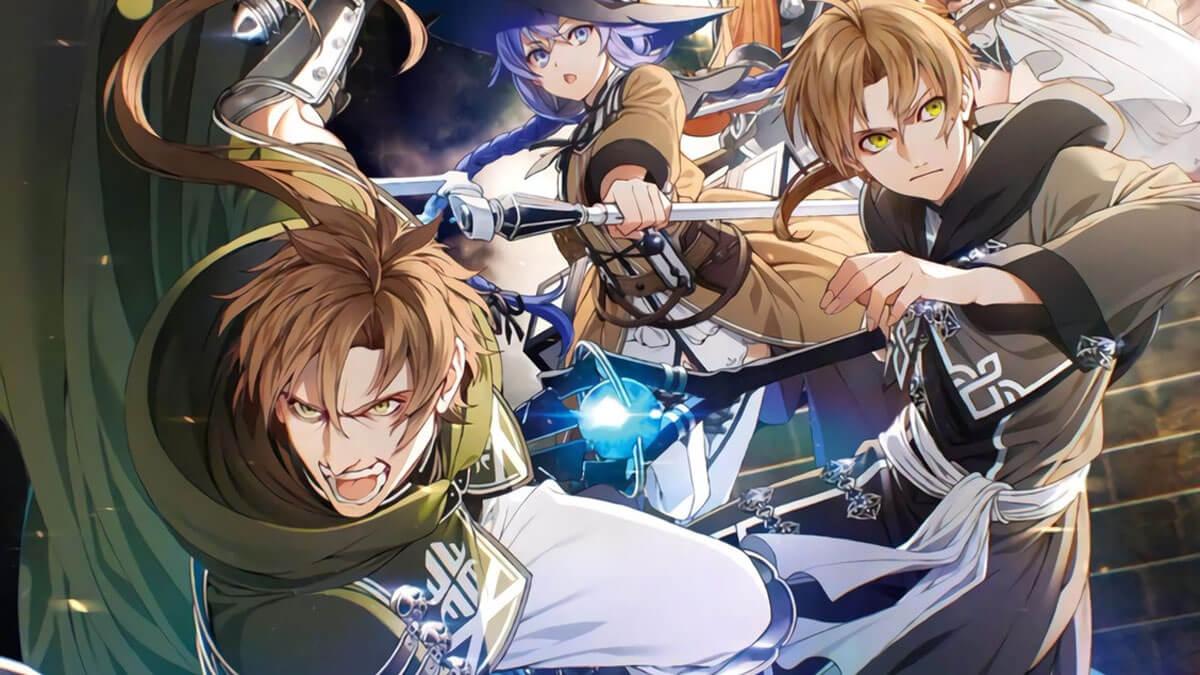 Anime Mushoku Tensei Season 2 Episode 2