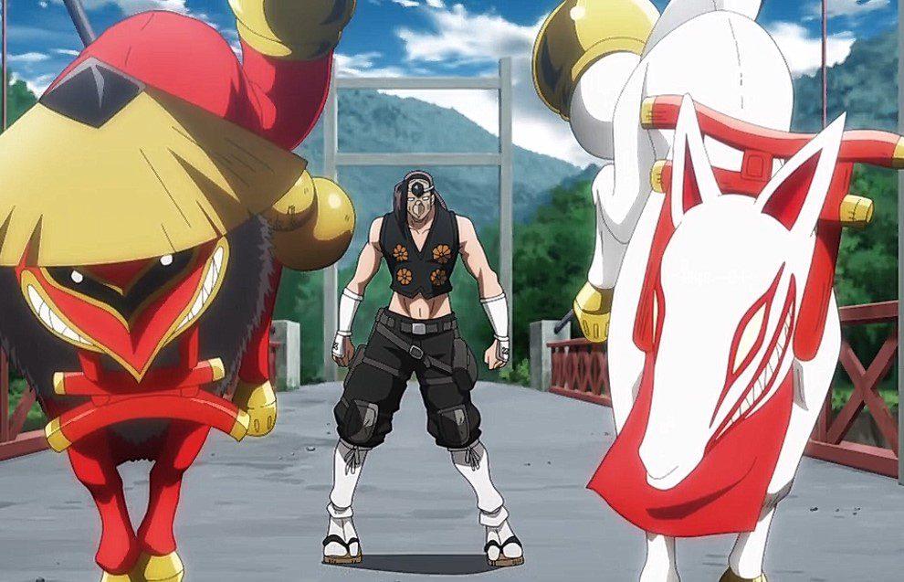 Anime Shaman King (2021) Episode 27