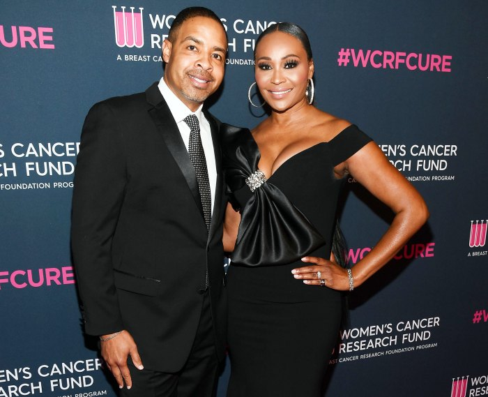Mike Hill & Cynthia Bailey had the Most Incredible First Anniversary Celebration