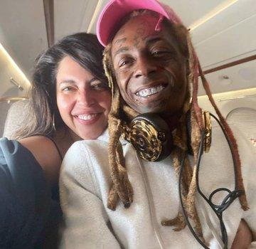 Lil Wayne Officially Marries Plus-Size Model Denise Bidot: 'Happiest Man Alive!'
