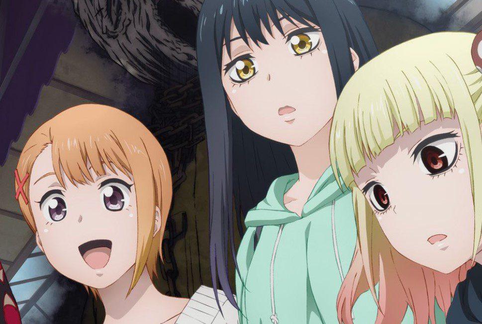 Mieruko-chan Season 1 Episode 3