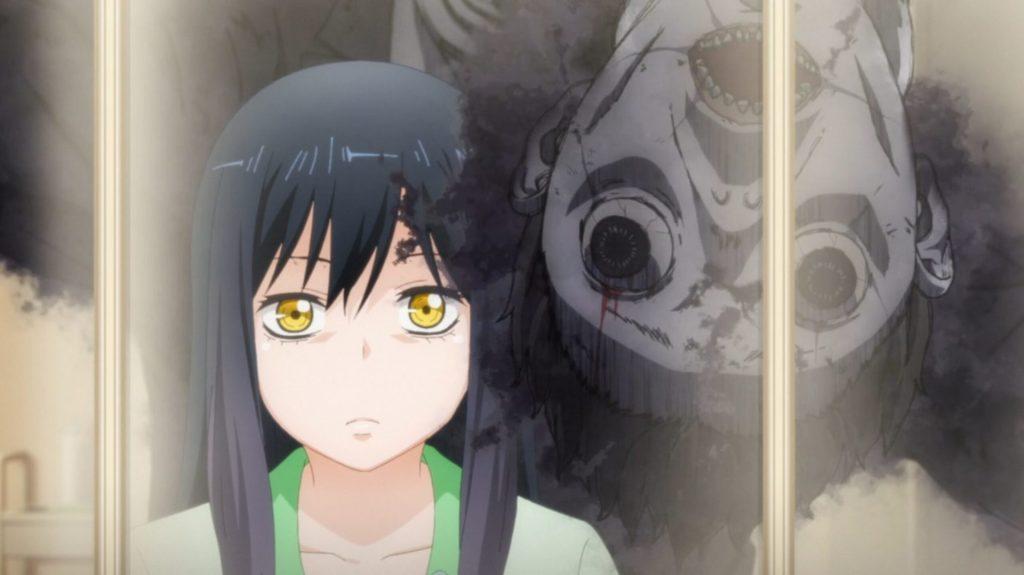 Anime Mieruko Chan Episode 2