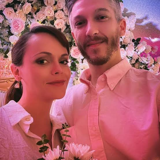 Christina Ricci Has Married Her Hairdresser Mark Hampton After Announcing Pregnancy